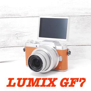Panasonic - ★予備バッテリー付き★パナソニック Panasonic LUMIX GF7