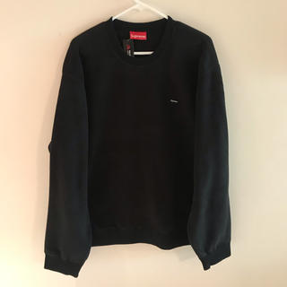 Supreme - Supreme Polartec Small Box Crewneck XL
