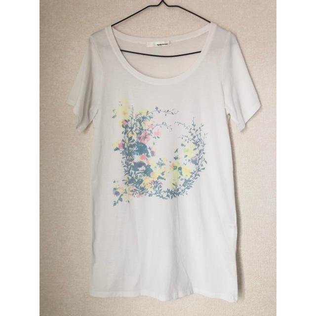 mysty woman(ミスティウーマン)のmysty woman レディースのトップス(Tシャツ(半袖/袖なし))の商品写真