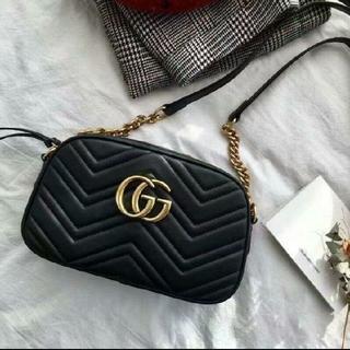 Gucci - Gucciショルダーバッグ ブラック