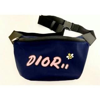ディオール(Dior)のkaws dior コラボ ボディバッグ カウズ ディオール(ボディバッグ/ウエストポーチ)