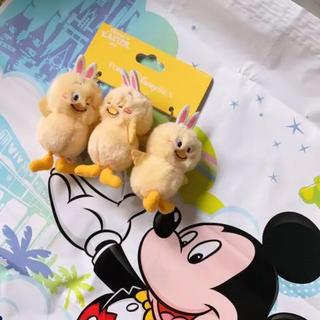 Disney - うさぴよ うさピヨ ウサピヨ チャーム 新品 未使用 イースター