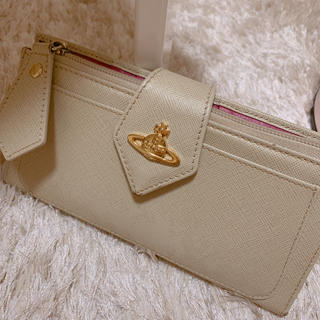 ヴィヴィアンウエストウッド(Vivienne Westwood)のヴィヴィアンウエストウッド 長財布 2つ折り(財布)