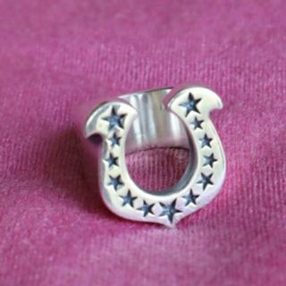 テンダーロイン(TENDERLOIN)の美品 テンダーロイン ホースシューリング 9号(リング(指輪))