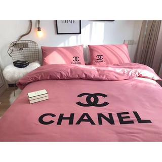 CHANEL - CHANEL ジバンシー ベッドセット 4点セット寝具掛け布団カバー