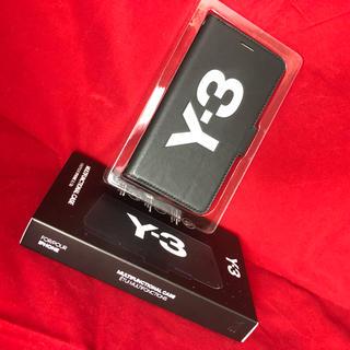 ワイスリー(Y-3)の★新品★ Y-3 ブックレット 手帳型 レザー iPhone X ケース(iPhoneケース)