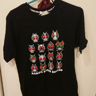 しまむら - しまむら×仮面ライダーTシャツM