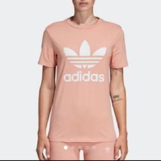 adidas - 【adidasアディダス】レディース トレフォイルTシャツ
