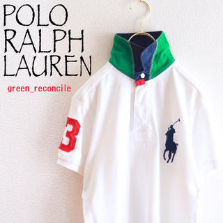 ポロラルフローレン(POLO RALPH LAUREN)の【POLO RALPH LAUREN】ビッグポニー ポロシャツ☆(ポロシャツ)