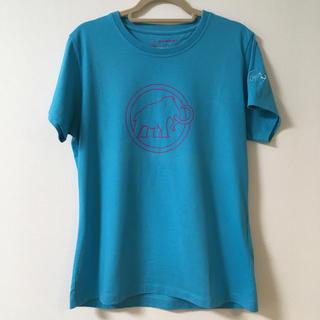 マムート(Mammut)のマムート  Tシャツ レディース M〜L(登山用品)