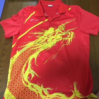 アシックス(asics)の卓球 Tシャツ CHINA(卓球)