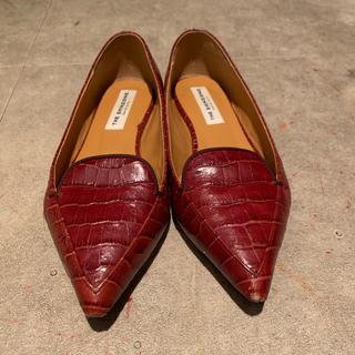シンゾーン(Shinzone)の値下げ Shinzone  フラットシューズ(ローファー/革靴)