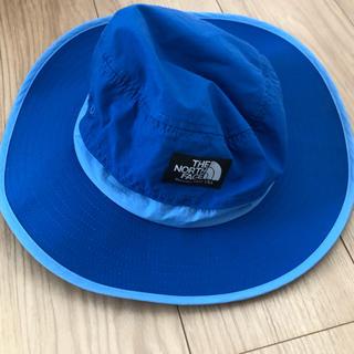 THE NORTH FACE - ★ノースフェイス★帽子 ブルーLサイズ