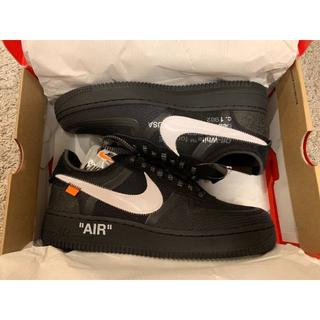 NIKE - NIKE off-white THE 10 AIR FORCE 1 LOW