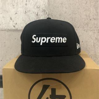 Supreme - Supreme Box Logo New Era 7 8/5(60.6㎝)