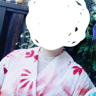 夏らしいかわいい金魚の浴衣(浴衣)