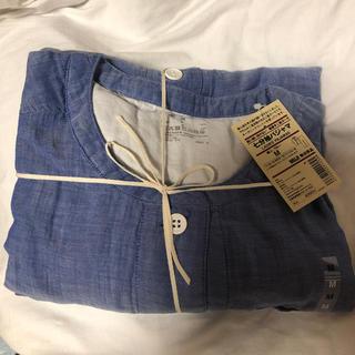 MUJI (無印良品) - (全国最安値) Mサイズ 無印良品パジャマ