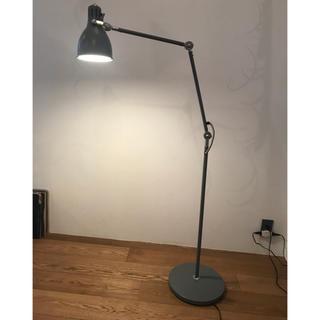 IKEA - IKEA イケア ARÖD アーロード フロアランプ グレー