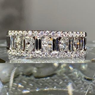 エタニティリング ダイヤモンド k18 ダイヤモンドリング(リング(指輪))