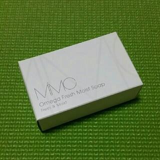 MiMC - MiMC エムアイエムシー オメガフレッシュモイストソープ