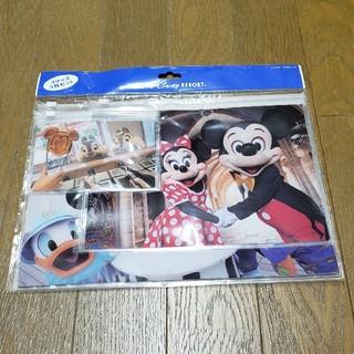 Disney - ディズニー ファスナー付きケース 実写