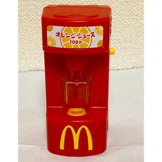 マクドナルド(マクドナルド)のマクドナルド ハッピーセット なりきり ドリンクマシーン(知育玩具)