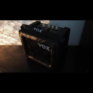 ヴォックス(VOX)のVOX MINI3 G2 モデリング・ギターアンプ Black(ギターアンプ)