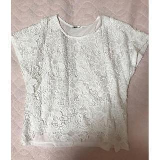 白の半袖 Tシャツ(Tシャツ(半袖/袖なし))