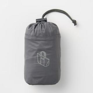 MUJI (無印良品) - 新品    無印良品  パラグライダークロス 撥水 トートバッグ