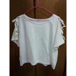 コルザ(COLZA)の白・シャツ(Tシャツ(半袖/袖なし))