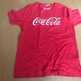 GU - 限定価格 早い者勝ち 人気 tシャツ    コカコーラ