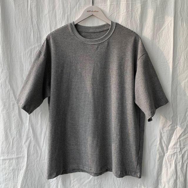 韓国ファッション メンズ トップス 半袖tシャツ カジュアル トレンド  メンズのトップス(Tシャツ/カットソー(半袖/袖なし))の商品写真