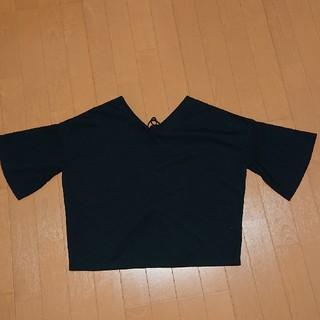 オリーブデオリーブ(OLIVEdesOLIVE)のカットソー(カットソー(半袖/袖なし))