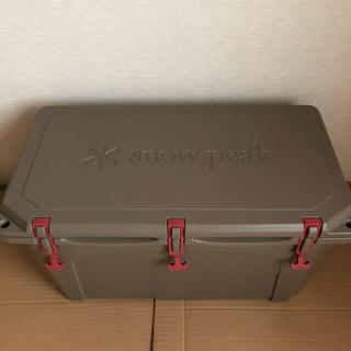Snow Peak - スノーピーク ハードロッククーラー 75QT