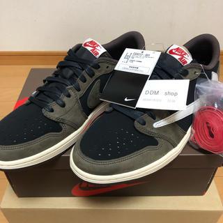 NIKE - Nike Air Jordan 1Low Travis Scott