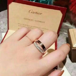 Cartier - カルティエ リング 7号
