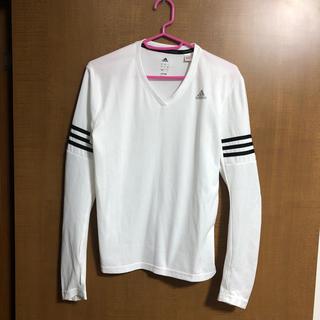 アディダス(adidas)の長袖(Tシャツ(長袖/七分))