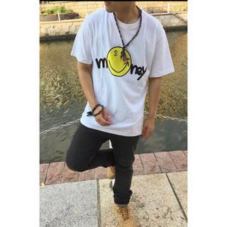 ロンハーマン(Ron Herman)のMR.BAller MONEY スマイル tシャツ キムタク着 supreme(Tシャツ/カットソー(半袖/袖なし))