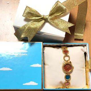 TSUMORI CHISATO - ツモリチサト 腕時計 ブレスレット ゴールド セイコーインスツル レディース