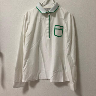 ランバン(LANVIN)のLANVIN sport ロングtシャツ(Tシャツ/カットソー(七分/長袖))