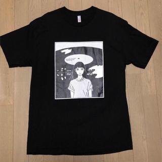 黒  L(Tシャツ/カットソー(半袖/袖なし))