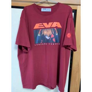 ヴァンキッシュ(VANQUISH)のLEGENDA × エヴァ コラボTシャツ(Tシャツ/カットソー(半袖/袖なし))