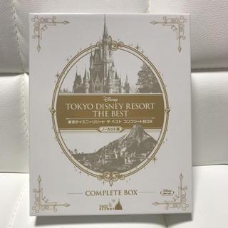Disney - 東京ディズニーリゾート ザ・ベスト コンプリートBOX ノーカット版〈4枚組〉