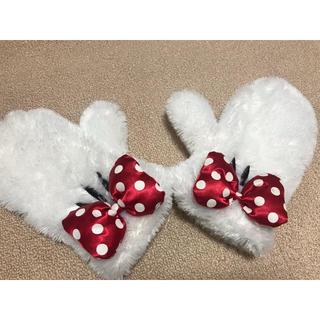 Disney - ディズニー ミニーちゃん手袋