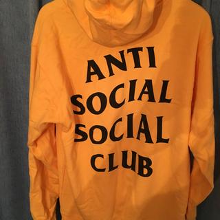 シュプリーム(Supreme)の商品名】Anti Social Social Club Hoodie M(パーカー)