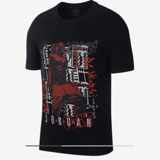 NIKE - 【即日発送】travis scott × jordan tシャツ XL