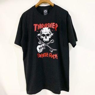 スラッシャー(THRASHER)のTHRASHER スラッシャー SKATE ROCK Tシャツ (Tシャツ/カットソー(半袖/袖なし))