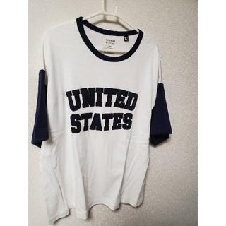 ウィゴー(WEGO)のビッグT(Tシャツ/カットソー(七分/長袖))