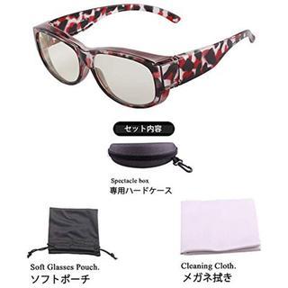 【大特価】PC用メガネ 輻射防止眼鏡 UVカット/青色光カット(サングラス/メガネ)
