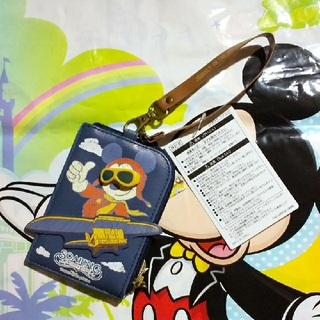 Disney - ディズニー ソアリン パスケース コインケース